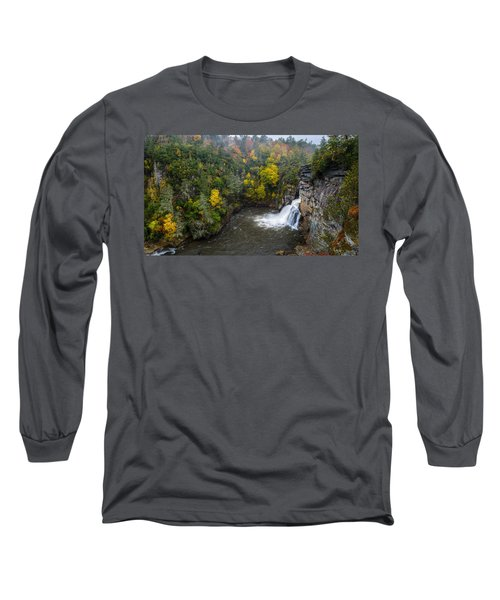 Linville Falls - Linville Gorge Long Sleeve T-Shirt