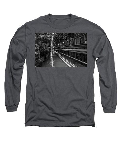 Little River, Big Building Long Sleeve T-Shirt
