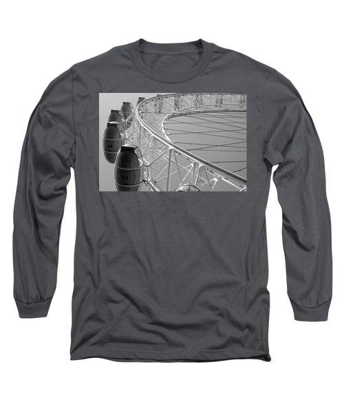 London_eye_ii Long Sleeve T-Shirt