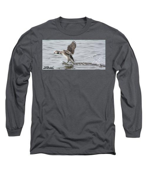 Long Tail Long Sleeve T-Shirt