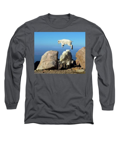 Look Ma, I'm Flying Long Sleeve T-Shirt