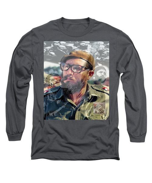Loved Fidel Long Sleeve T-Shirt