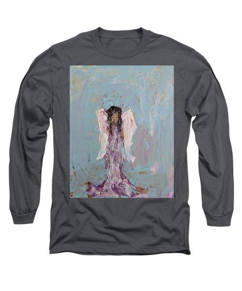 Lovely Angel  Long Sleeve T-Shirt