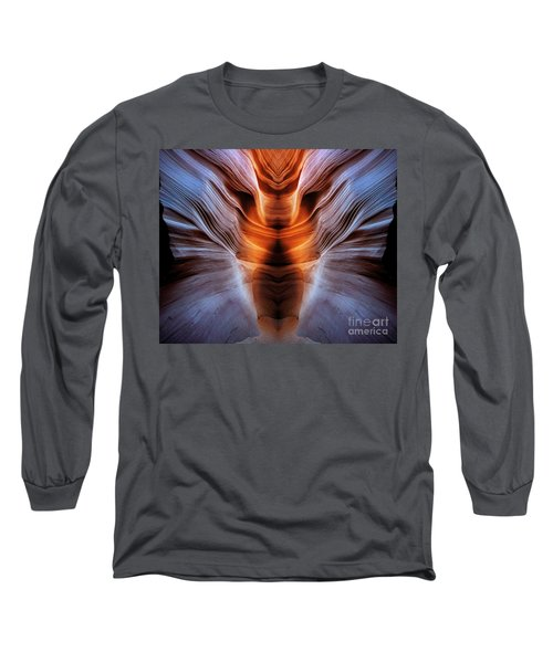 Luminous Canyon Long Sleeve T-Shirt