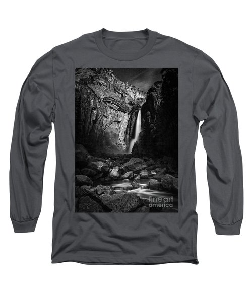 Lunar Glow Long Sleeve T-Shirt