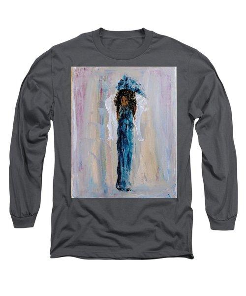 Magnificent Angel Long Sleeve T-Shirt
