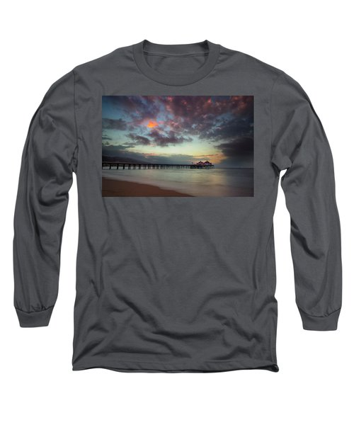 Malibu Pier IIi Long Sleeve T-Shirt