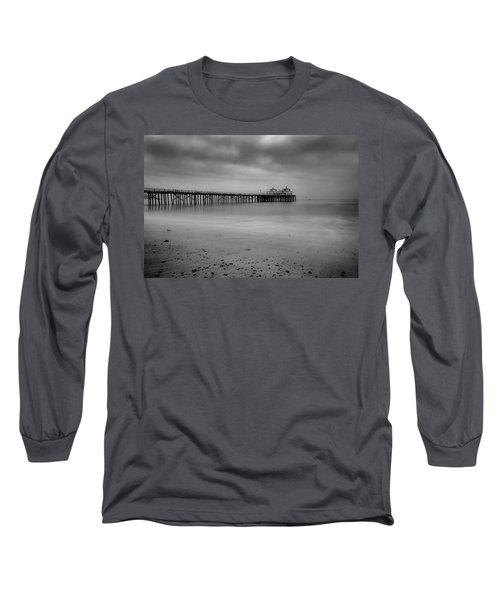 Malibu Pier Long Sleeve T-Shirt