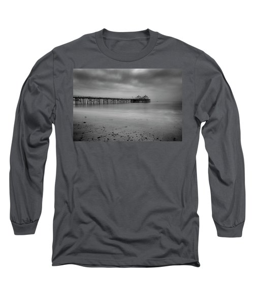 Malibu Pier Long Sleeve T-Shirt