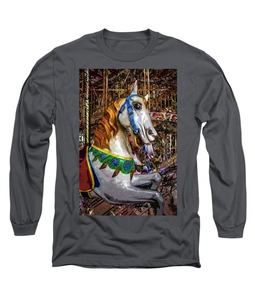 Mall Of Asia Carousel 1 Long Sleeve T-Shirt