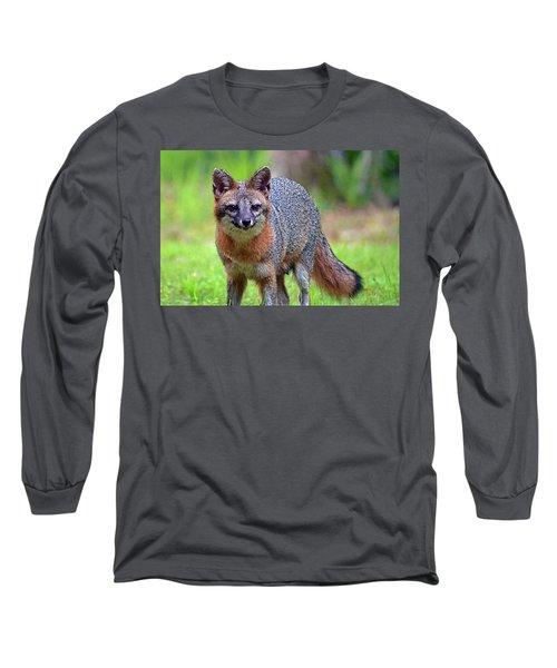 Mama Fox Long Sleeve T-Shirt