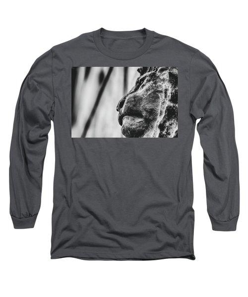 Mane Long Sleeve T-Shirt