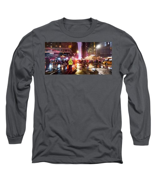 Manhattan Nye Long Sleeve T-Shirt