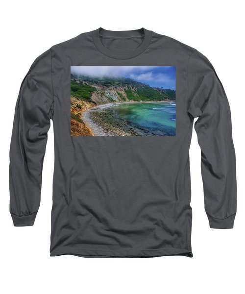 Marine Layer Over Bluff Cove Long Sleeve T-Shirt