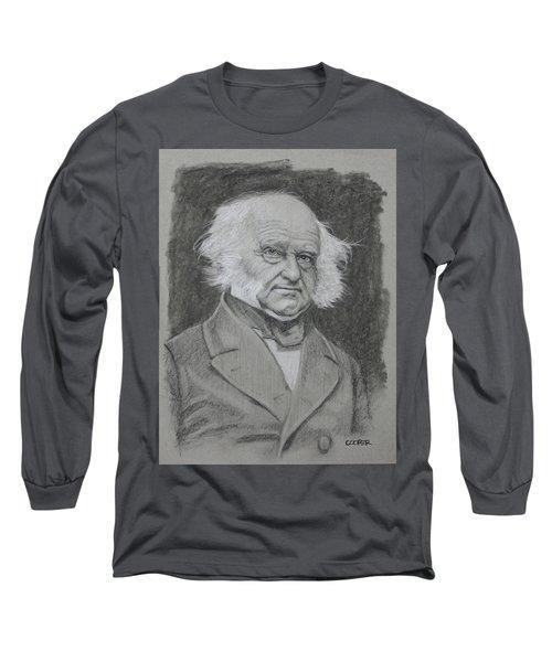 Martin Van Buren Long Sleeve T-Shirt