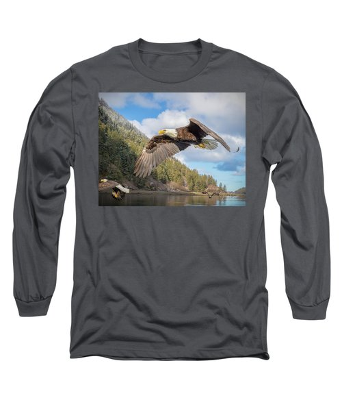 Master Of The Skies Long Sleeve T-Shirt