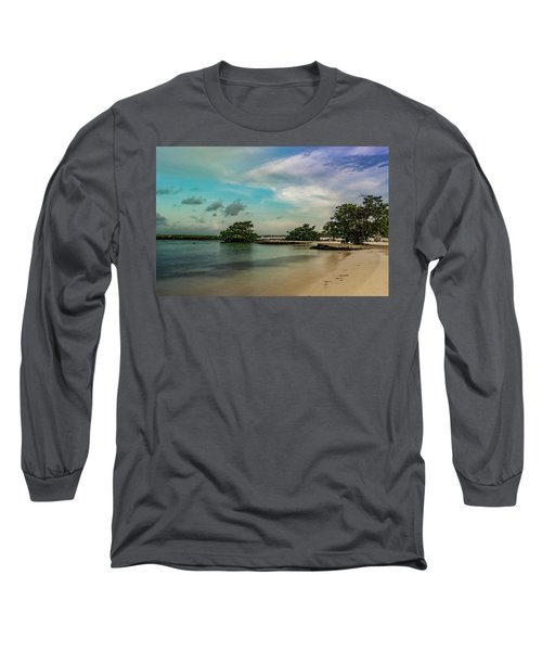 Mayan Shore 2 Long Sleeve T-Shirt