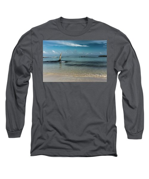 Mayan Shore 3 Long Sleeve T-Shirt