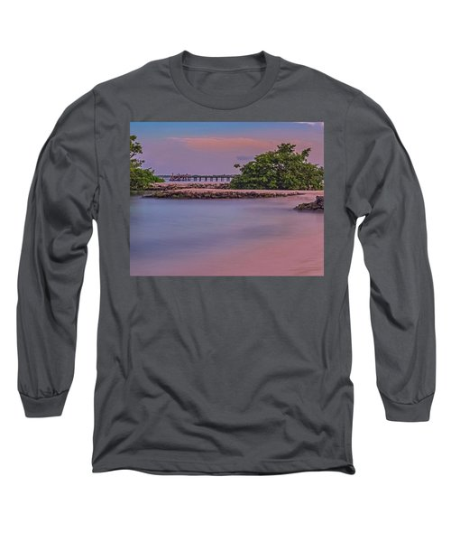 Mayan Shore Long Sleeve T-Shirt