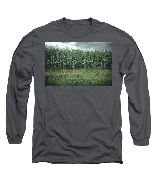 Maize Field Long Sleeve T-Shirt