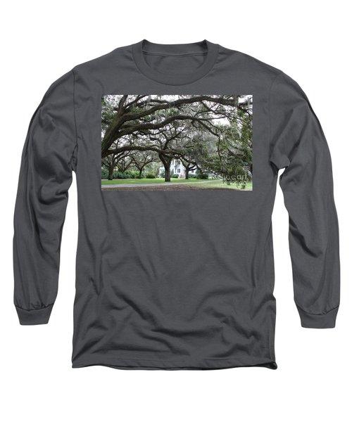 Mcleod Plantation Long Sleeve T-Shirt