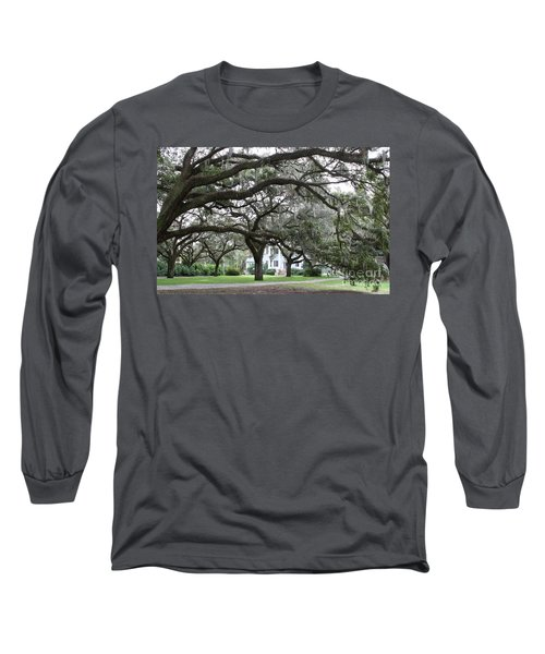 Mcleod Plantation Long Sleeve T-Shirt