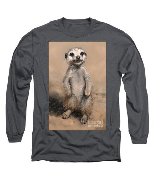 Meercat Long Sleeve T-Shirt