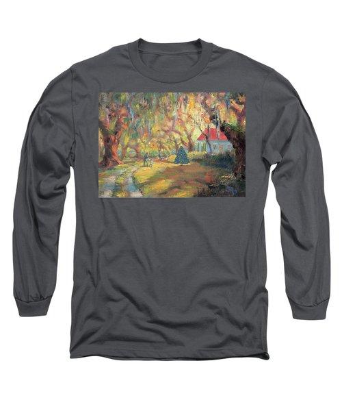 Merry Little Christmas Long Sleeve T-Shirt