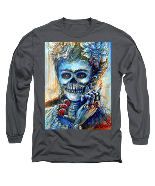 Mi Cigarrillo Long Sleeve T-Shirt