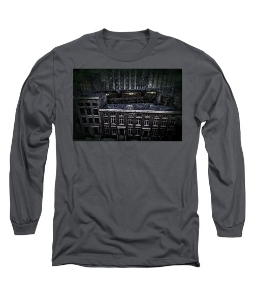 Midnight Train Long Sleeve T-Shirt