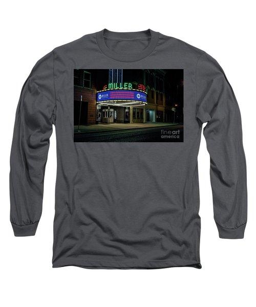 Miller Theater Augusta Ga Long Sleeve T-Shirt