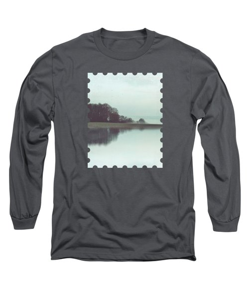 Mirror - Landscape Reflection Long Sleeve T-Shirt
