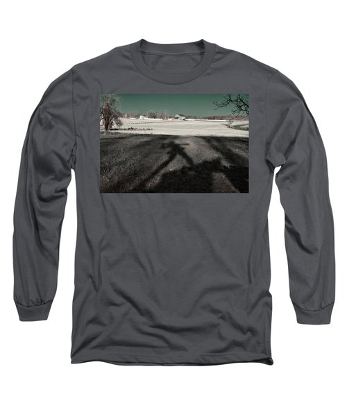 Mississippi Shadow Long Sleeve T-Shirt
