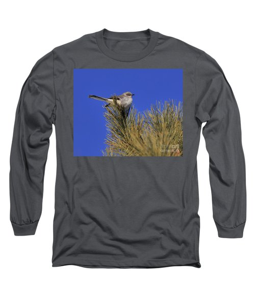 Mockingbird In White Pine Long Sleeve T-Shirt