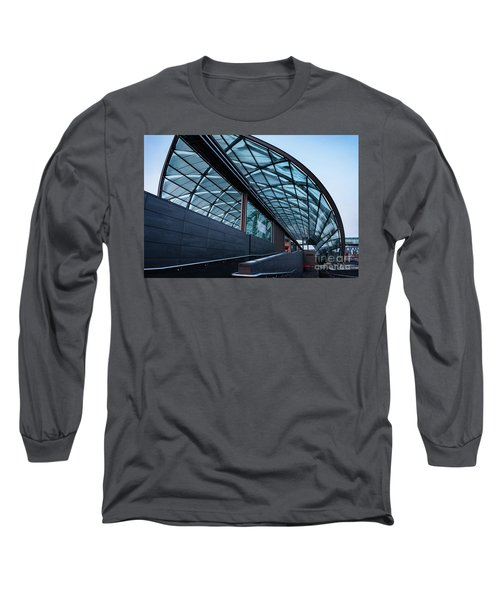 Modern Architecture Shell Long Sleeve T-Shirt