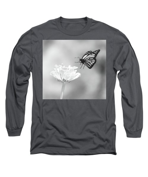 Monarch In Infrared 6 Long Sleeve T-Shirt