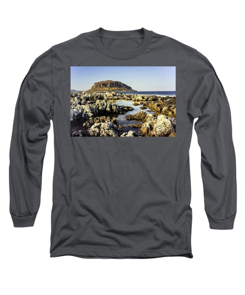 Monemvasia Rock Long Sleeve T-Shirt