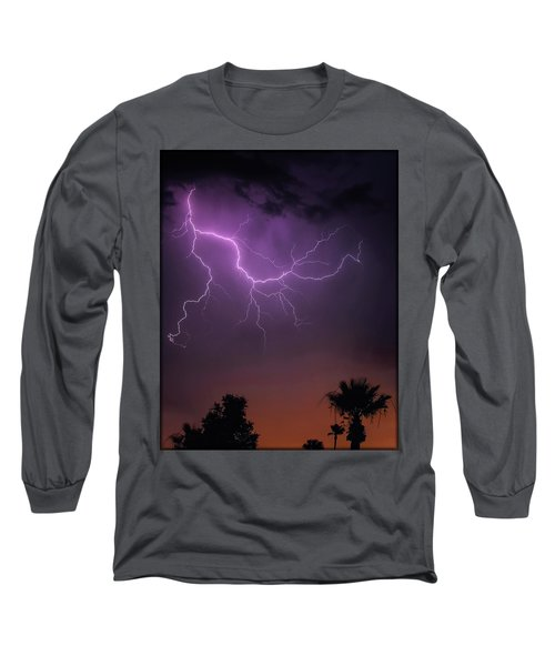 Monsoon Sunset 2019 Long Sleeve T-Shirt
