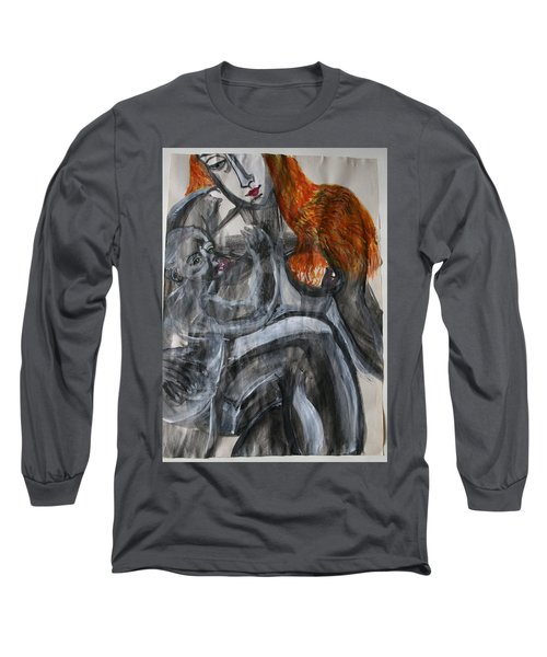 Mother Earth Feeds The World Long Sleeve T-Shirt