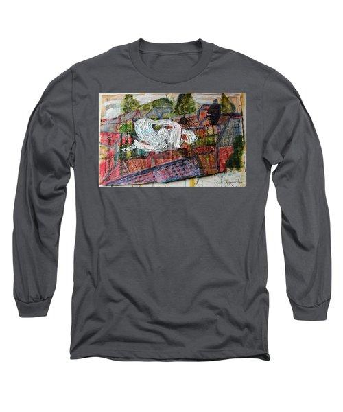 Mother Money Hibernates To The Detriment Of Us All Long Sleeve T-Shirt