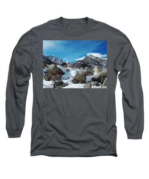 Mount Whitney Vista Long Sleeve T-Shirt