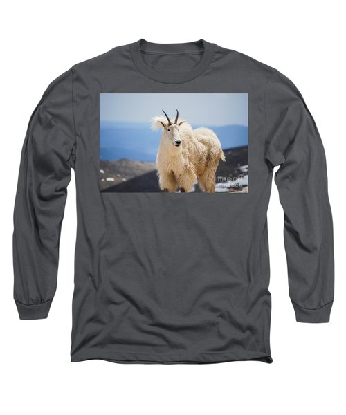 Mountain Goat Long Sleeve T-Shirt