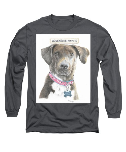 Mousse Long Sleeve T-Shirt