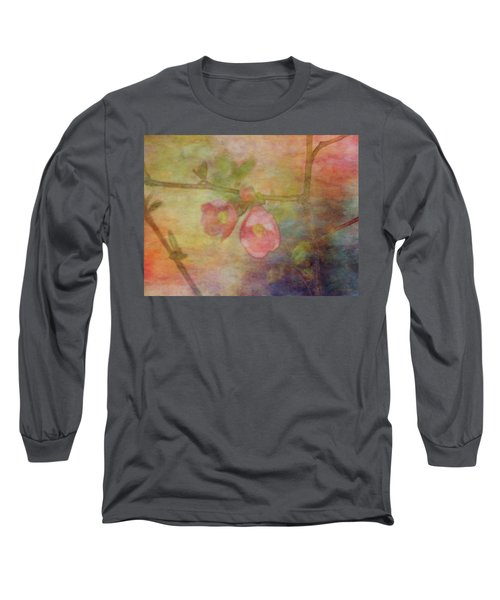 Muted Primaries 8844 Idp_2 Long Sleeve T-Shirt