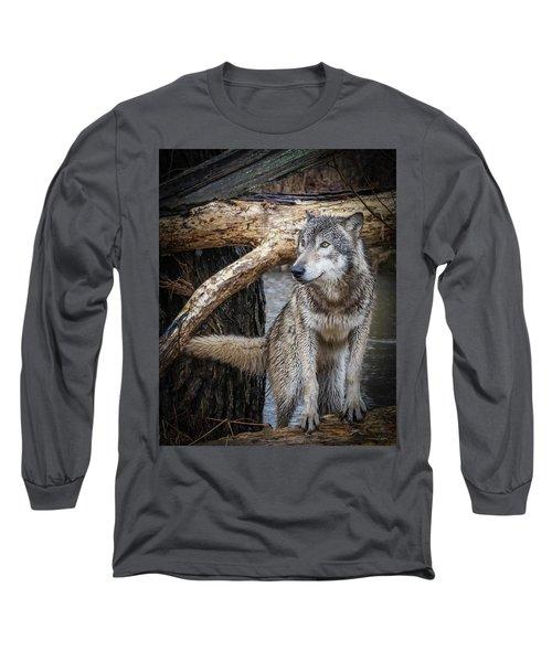 My Favorite Pose Long Sleeve T-Shirt