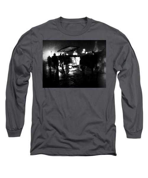 My Ride Long Sleeve T-Shirt