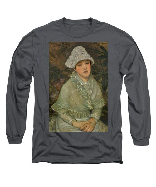My Wee White Rose, 1882 Long Sleeve T-Shirt