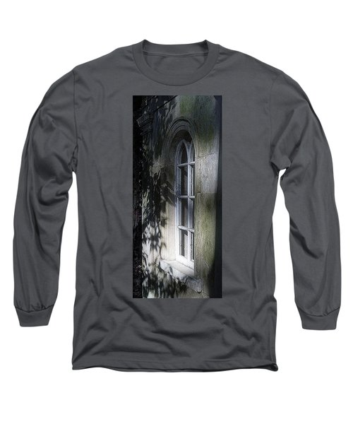 Mysterious Window Long Sleeve T-Shirt