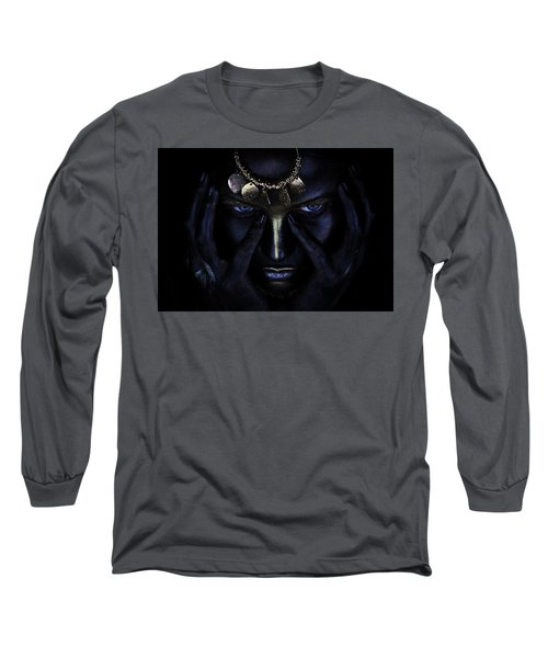 Nagual's Wind Long Sleeve T-Shirt