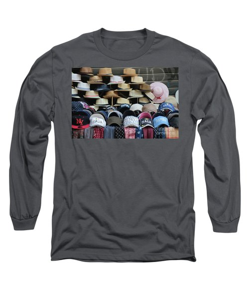 Naples Long Sleeve T-Shirt